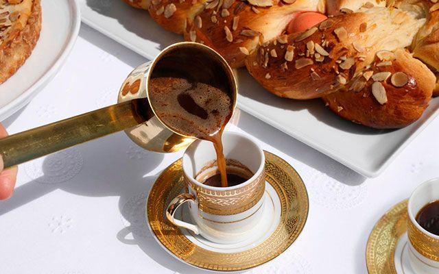 Кофе Эллинико