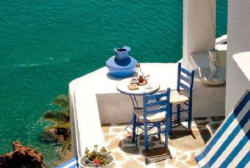 Кофе в Греции