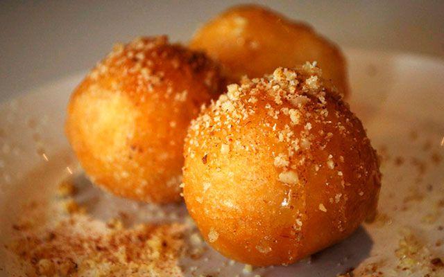 Греческие пончики