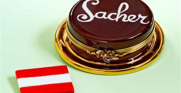 Традиционные десерты Австрии