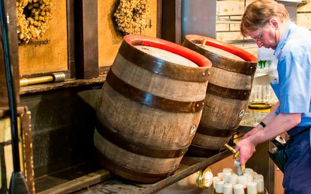 Пивовар Германии