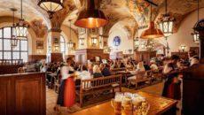 Пивной ресторан Хофбройхаус
