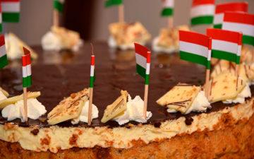 Десерты Венгрии