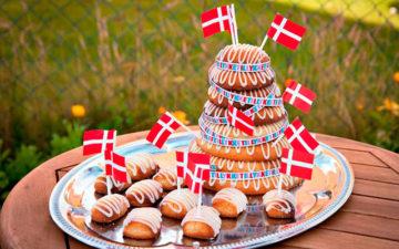 Десерты Дании