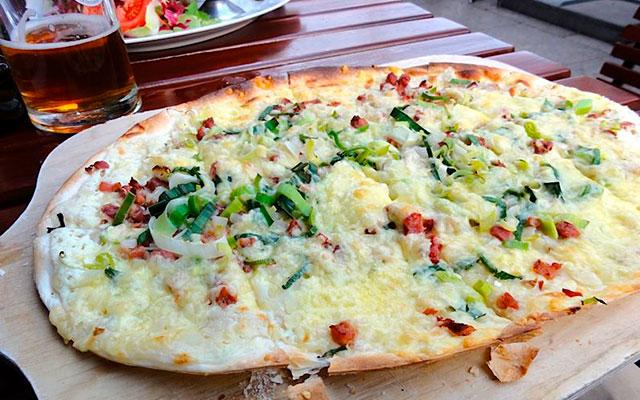 Немецкая пицца