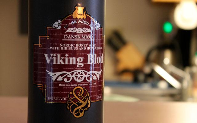 Вино «Кровь викингов»