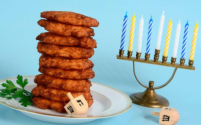 Израильская традиционная еда