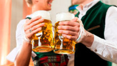Как пьют пиво в Германии