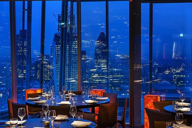10 самых необычных кафе и ресторанов Лондона