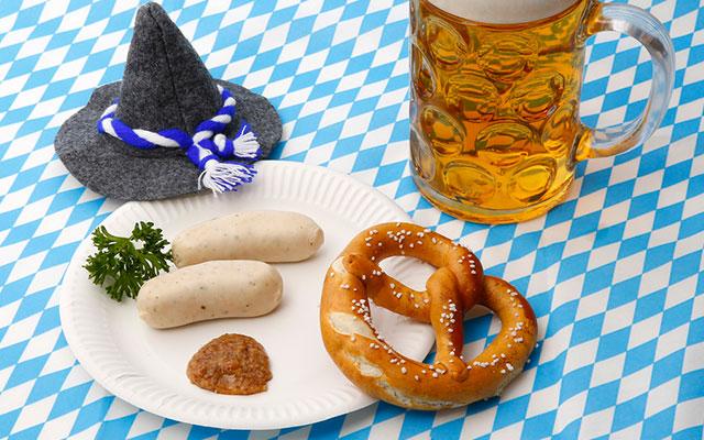 Закуски к пиву в Германии
