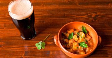 Ирландские блюда к пиву