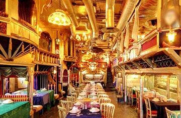 Ресторан Sarastro