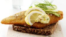Датский бутерброд смёрребрёд