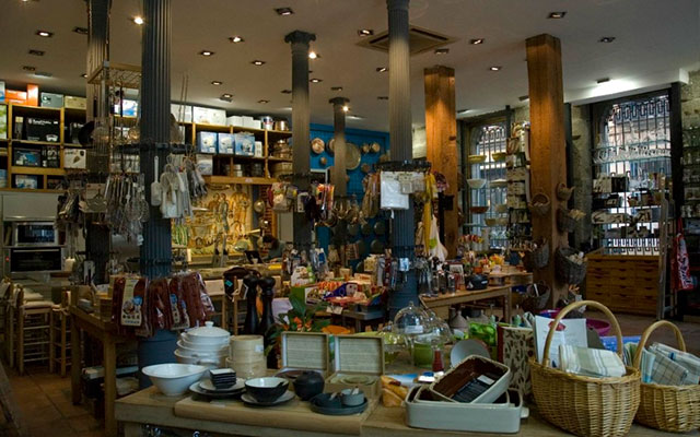 Магазин-ресторан Alambique