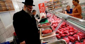 Кошерное мясо в Израиле