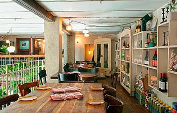 Модный ресторан Machneyuda
