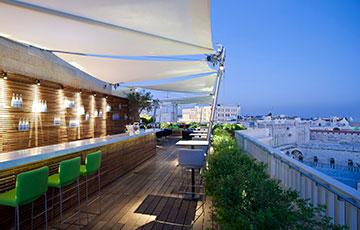 Кошерный ресторан Rooftop