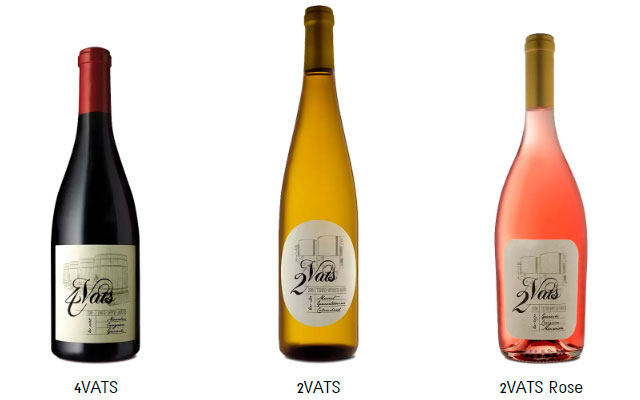 Лучшие израильские вина Vats