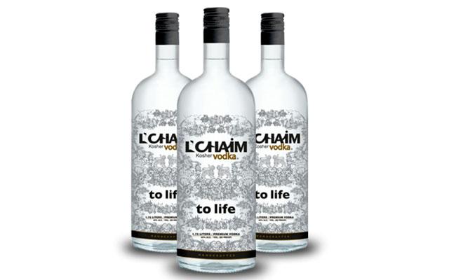 Израильская водка L'Chaim