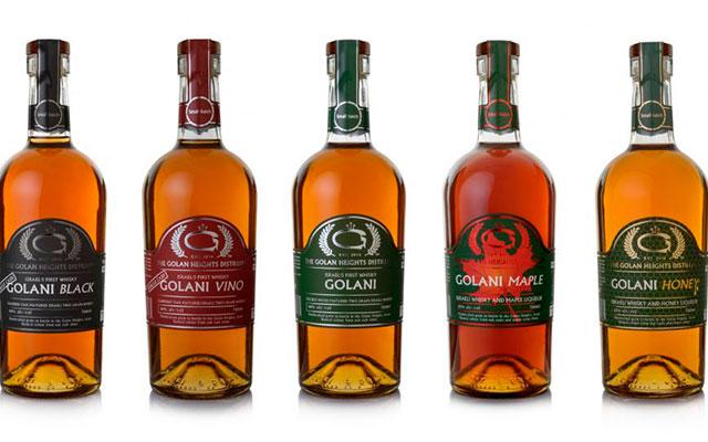 Еврейский виски Golani