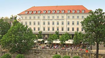 Немецкий ресторан Brauhaus am Waldschlosschen