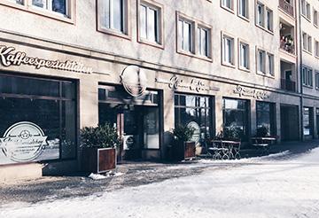 Немецкое кафе Milchmädchen