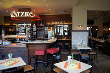 Немецкий ресторан Watzke Brauereiausschank am Ring