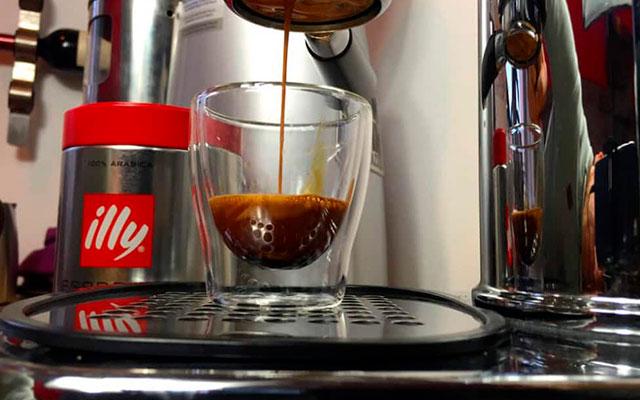 Итальянский кофейный бренд Illy