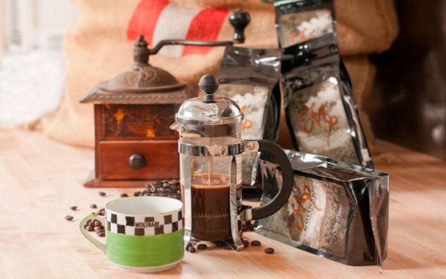 Натуральный кофе Molinari