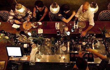 Onza, ресторан в Тель-Авиве