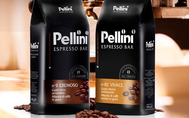 Итальянский кофе Pellini
