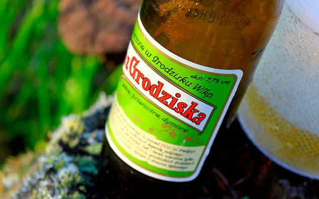 Пиво Piwo z Grodziska
