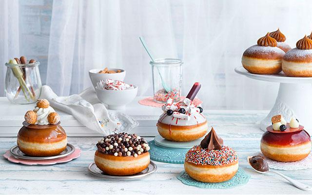 Еврейские пончики