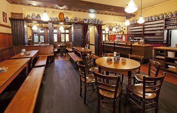Недорогой ресторн Apfelwein Wagner