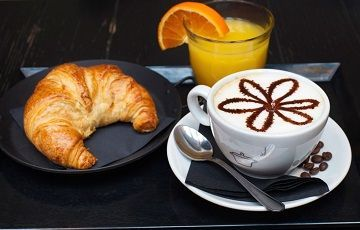 Barnum Cafè для завтрака