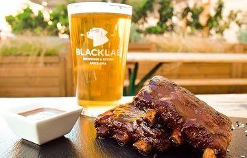 Пивная BlackLab в Испании
