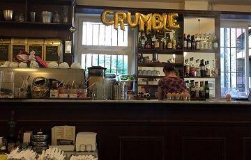 Cafe Crumble, Франкфурт-на-Майне