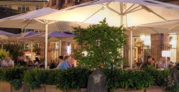 Кафе и ресторанчики Франкфурта
