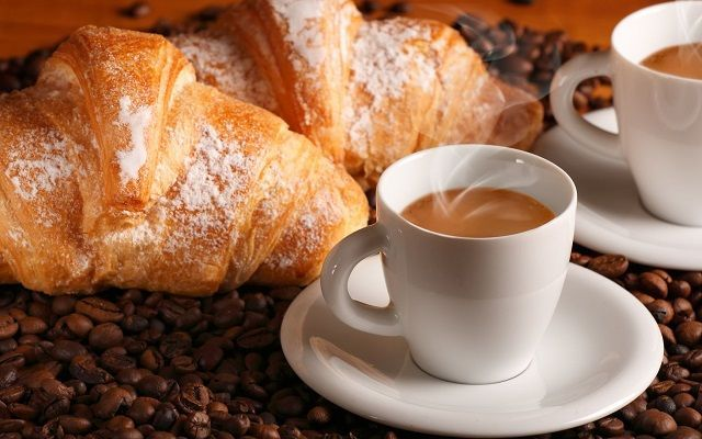 Сornetto на завтрак
