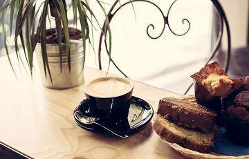 Завтрак в D'Angelo - Gastronomia Caffe