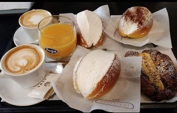 Forno Feliziani для завтрака