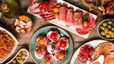 Испанские блюда