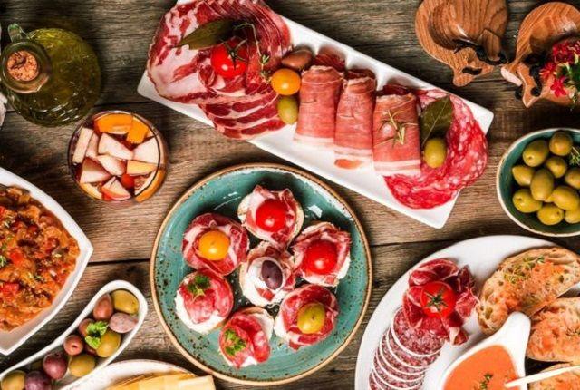 Тапас блюдо. Тапас в Испании. Что такое тапас