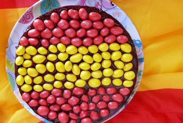 Испанские сладости и весёлые названия некоторых из них