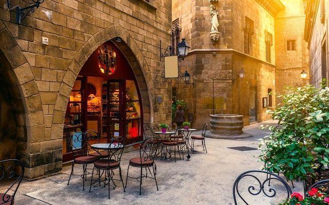 Кафе в Испании