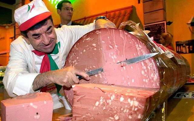 Колбаса Италии
