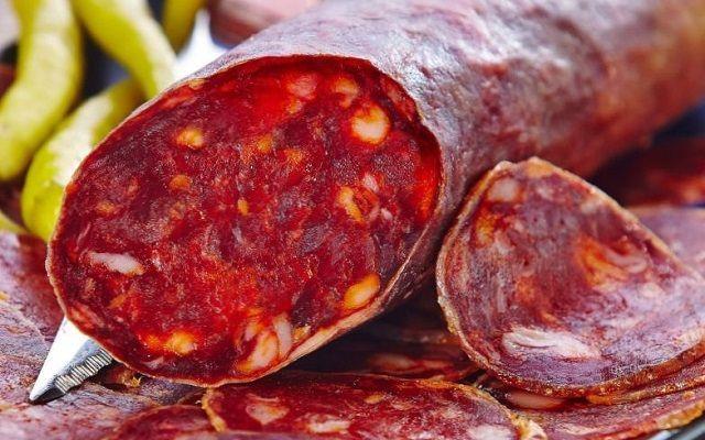 Колбаса Chorizo