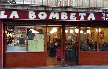 Тапас-бар La Bombet