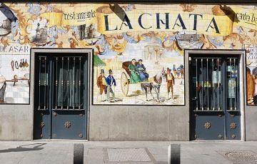 La Chata, Испания