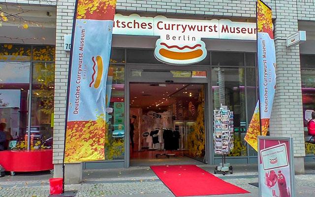 Музей немецкой сосиски карривурст